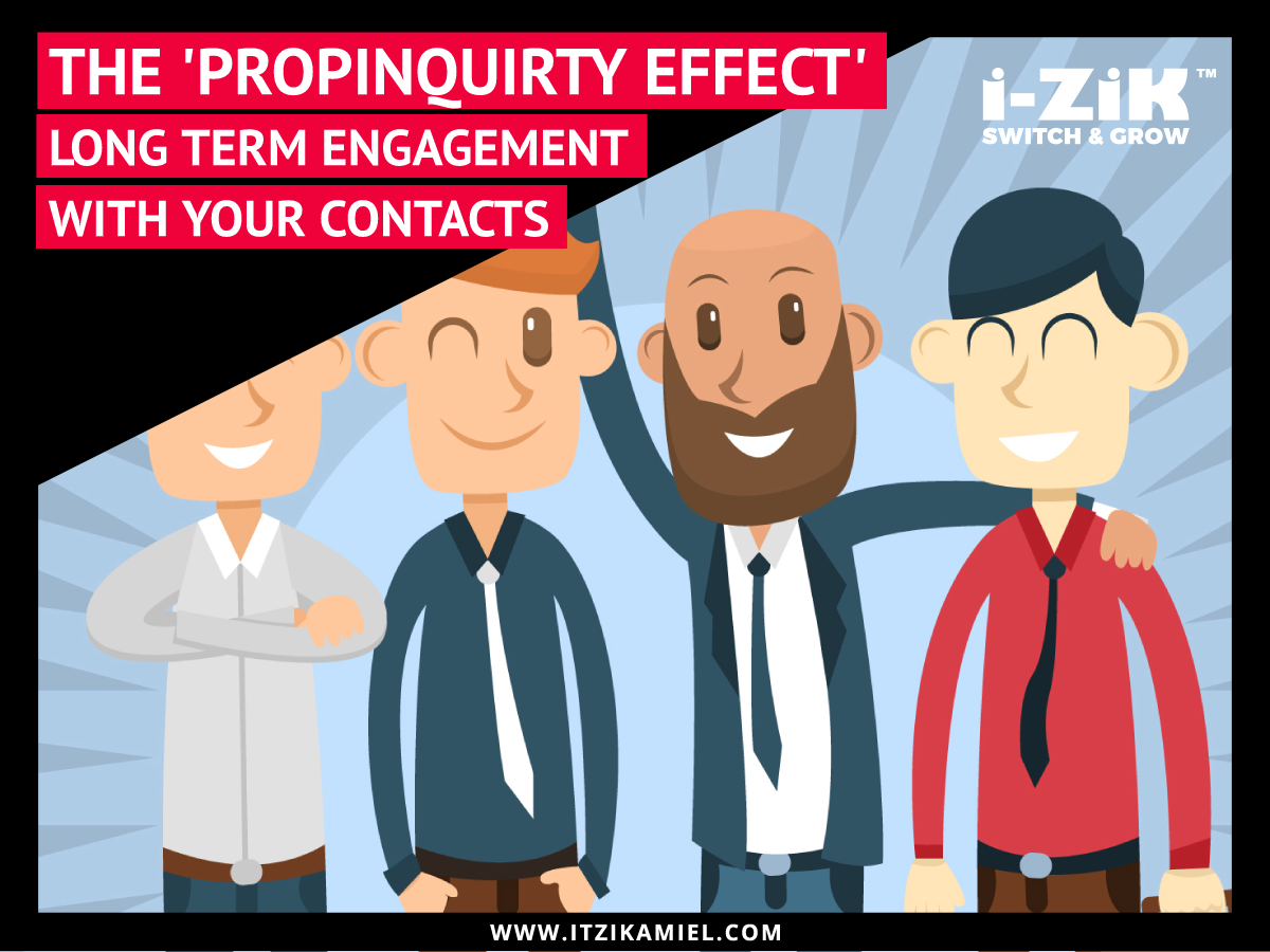 how to use propinquity